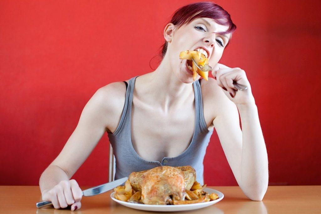 Ешь чаще и похудеешь