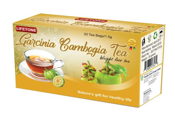 Гарциния чай