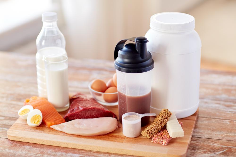 Основы правильного питания при наборе мышечной массы
