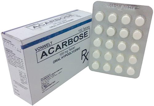 Акарбоза