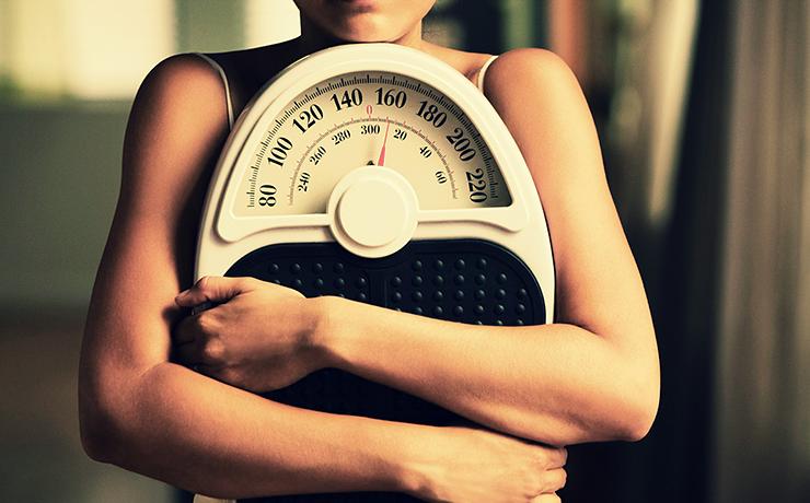 Быстрее всего уходит вес