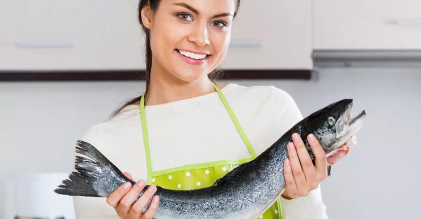 Ешьте больше рыбы