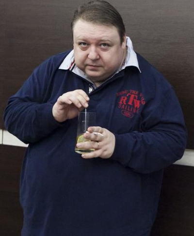 Александр Семчев похудел