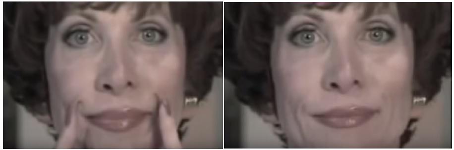 Упражнение Кэрол Маджио для рта