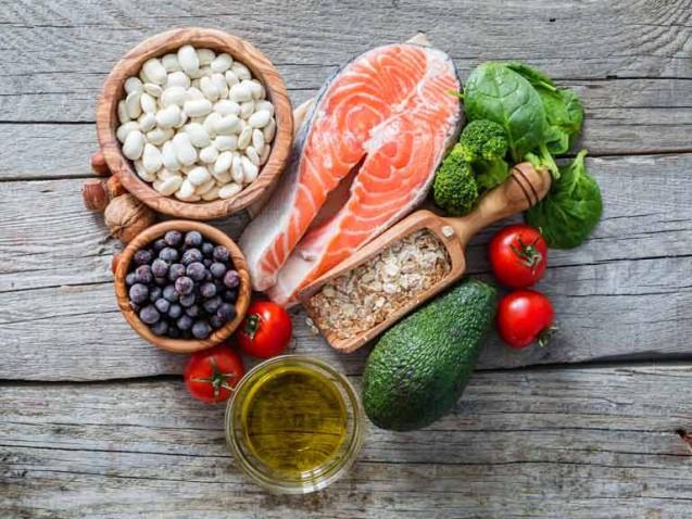 Диета 50+: 10 лучших продуктов для здоровья сердца