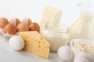 Яично-творожная диета