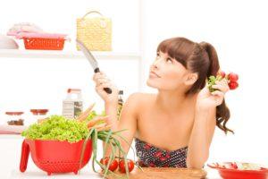Эффект от растительной двухнедельной диеты