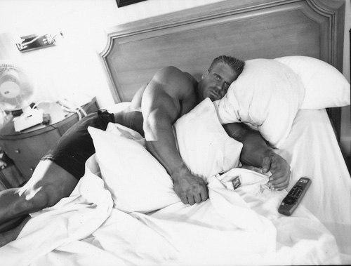 Ошибки при наборе мышечной массы недостаток отдыха