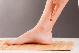 Китайский точечный массаж активные акупунктурные точки на теле человека
