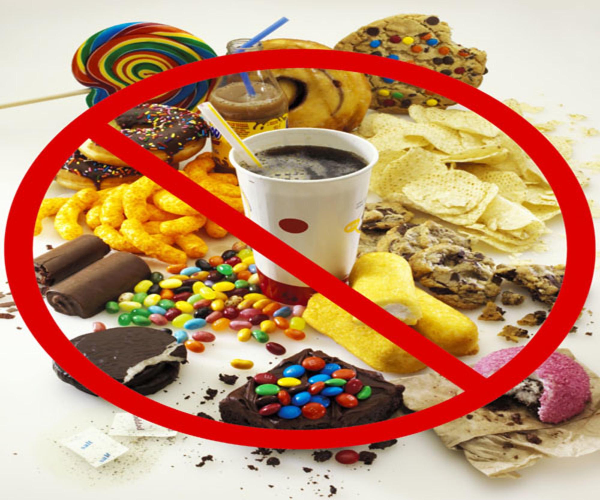 Основные правила и рацион питания полосатой диеты