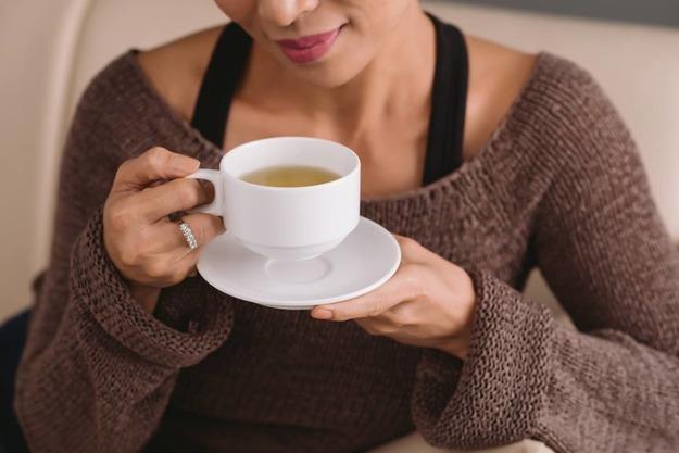 Принимают алтайский чай два раза в день