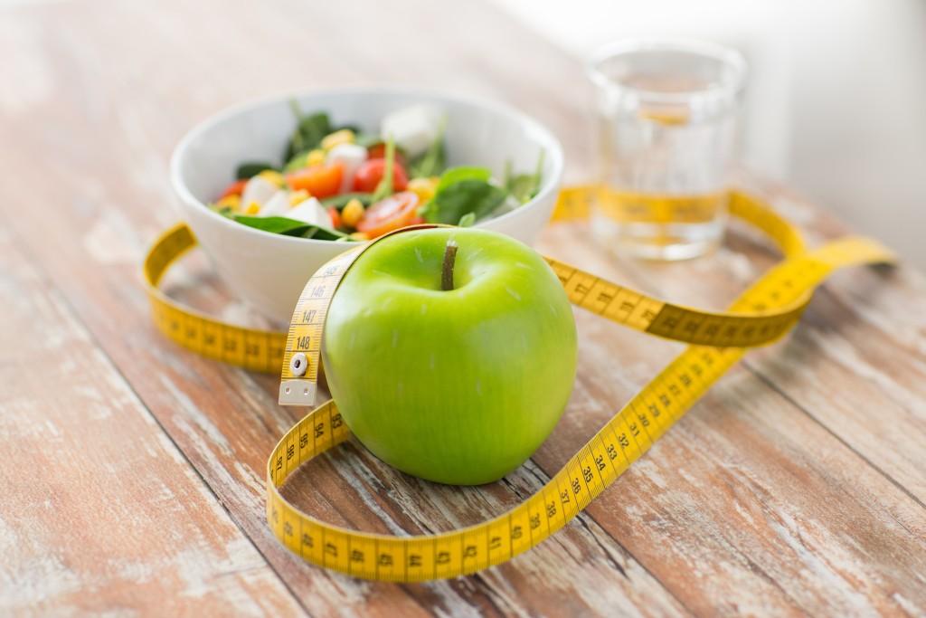 В яблочной диете важно