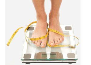 Снижения избыточного веса