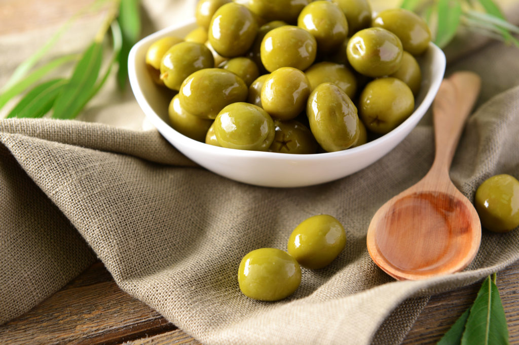 маслины при диете можно