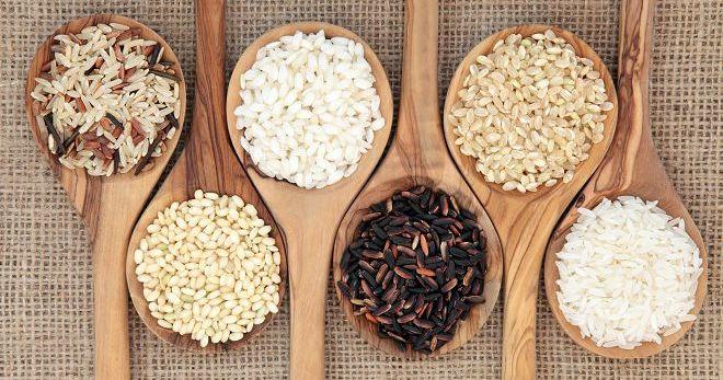Диета на буром рисе на 7 дней