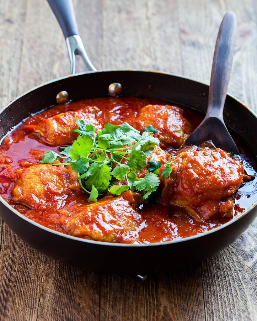 курица с финиками - полезное блюдо при гв