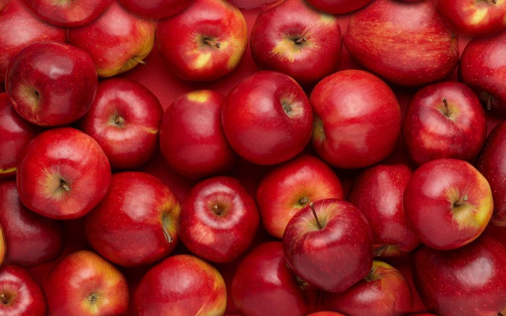 можно ли яблоки при гв