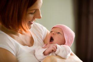 развитие новорожденного 2 неделя