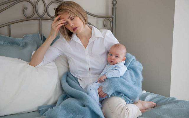 кормящая мама болеет