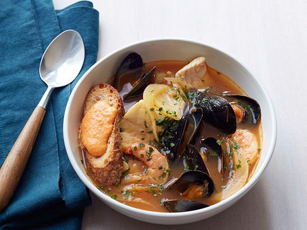 Буйабес – рыбный суп