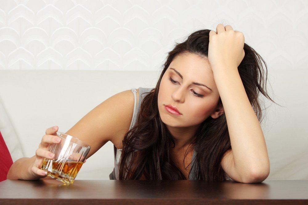 Опасность алкогольной диеты