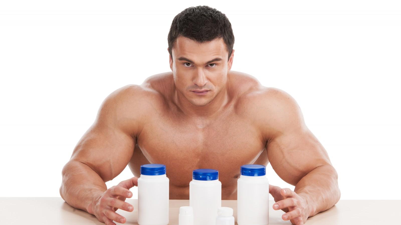 Витамины для увеличения массы