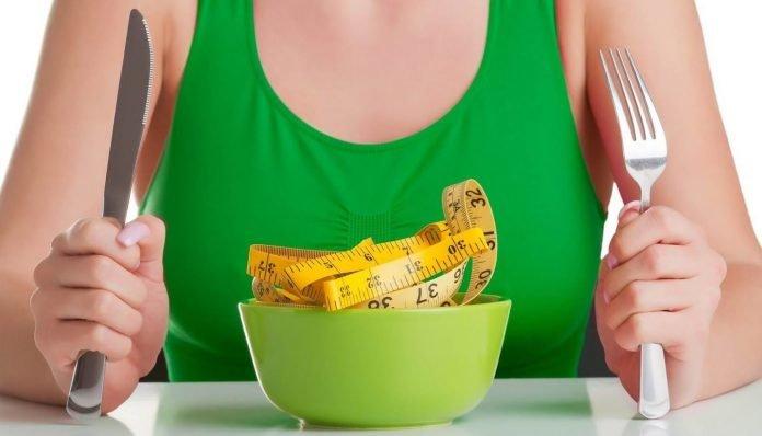 Правила похудения на кратковременных диетах