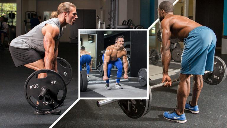 Упражнения на мышцы ног