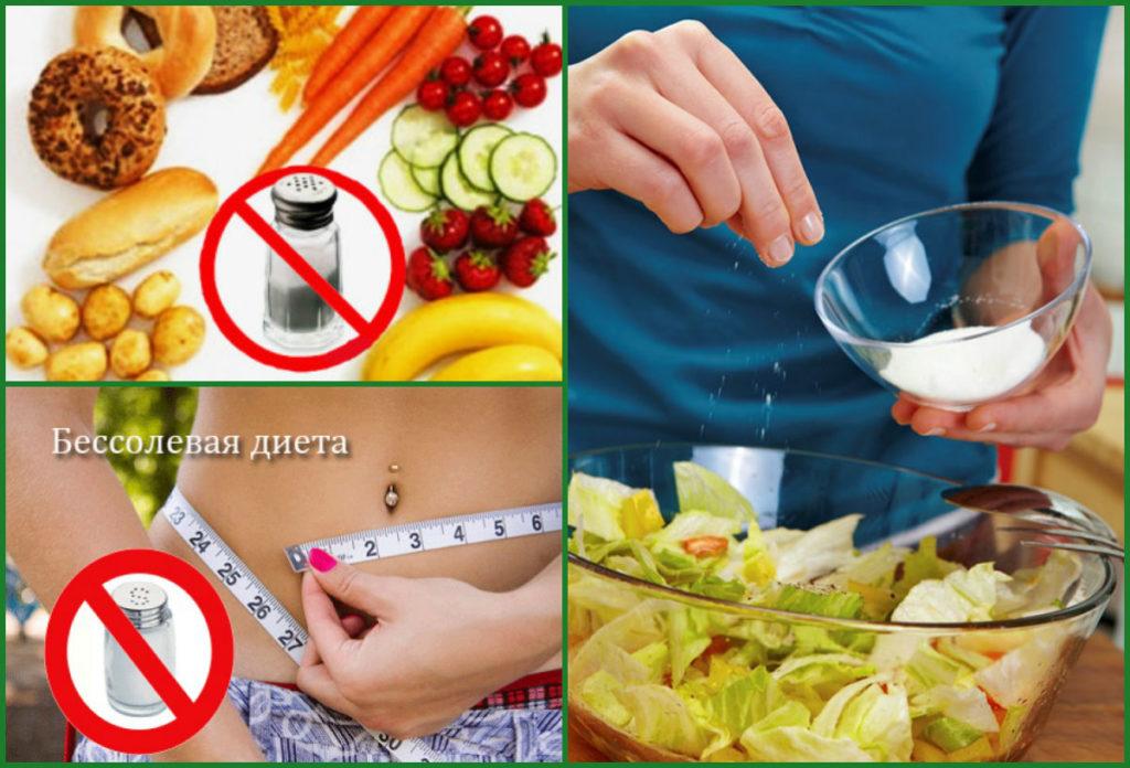 диета без соли и сахара 14 дней