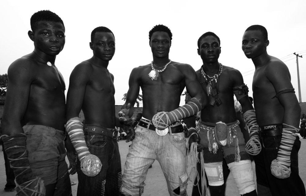 Современные гладиаторы: правила нигерийского бокса Дамбе