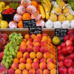 Кисло-сладкие фрукты