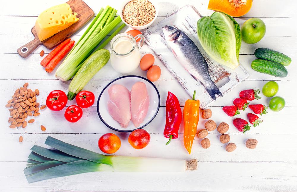 белки и углеводы