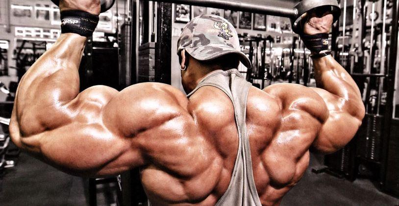 Как сделать массивные мускулистые плечи
