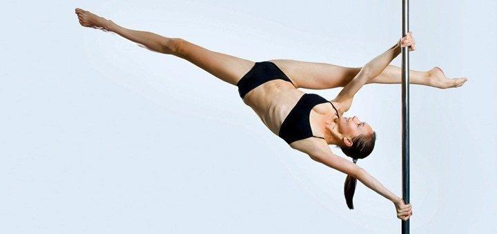 Пол-дэнс один из видов спортивной гимнастики