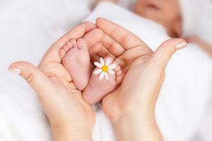развитие новорожденного