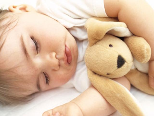 сон грудничка в 10 месяцев