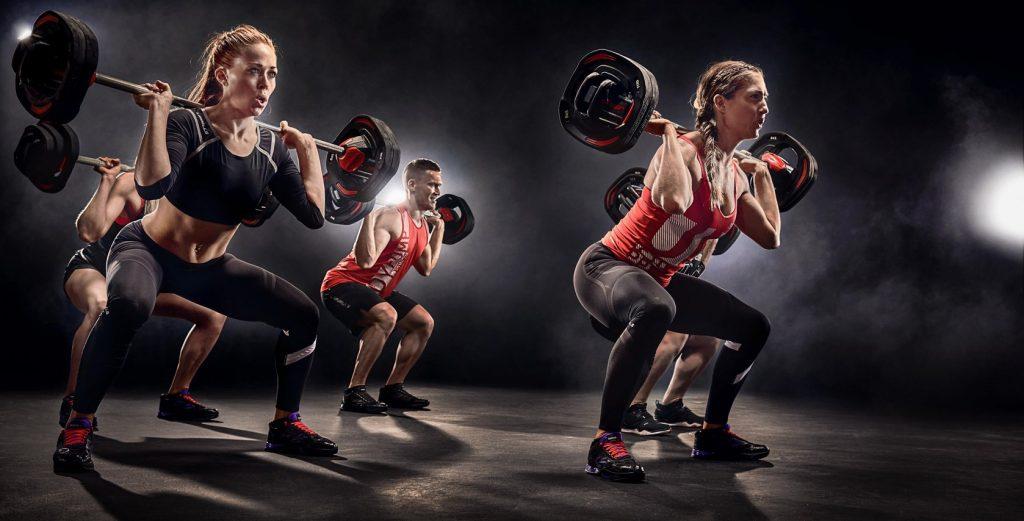 Фитнес-программа для мужчин, женщин и детей