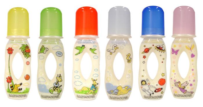 нестандартные формы бутылочек для кормления младенцев