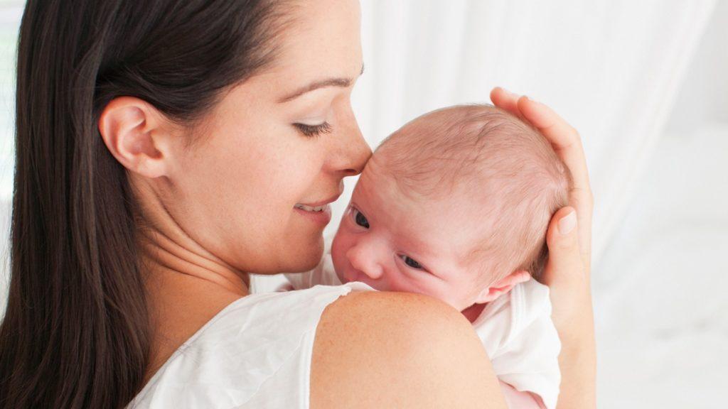 развитие ребенка 1 неделя