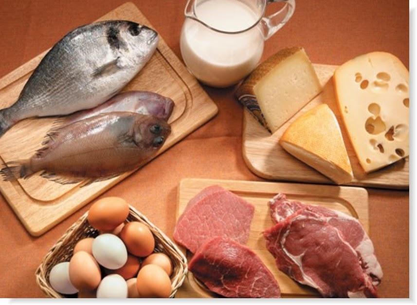 Основы правильного питания для мужчин и женщин