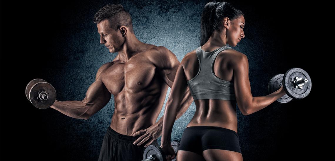 Бодибилдинг и фитнес