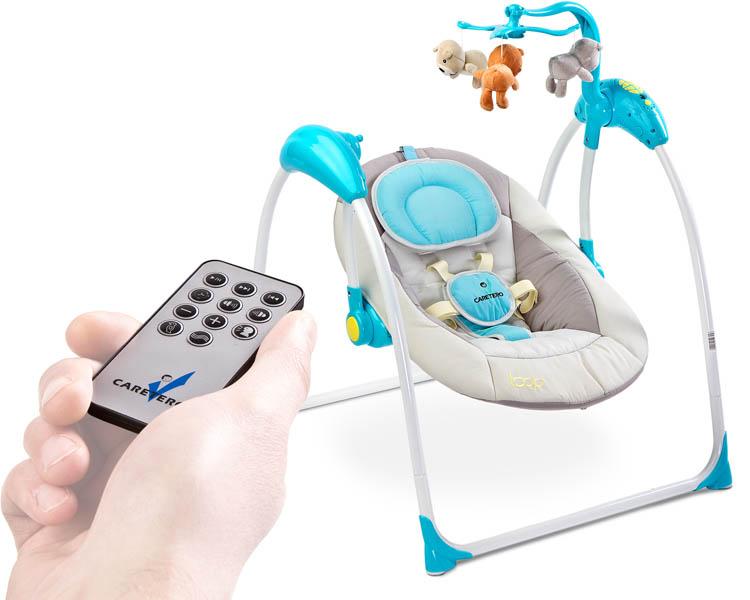 электрокачели для новорожденных на пульте управления
