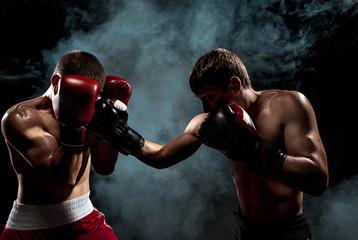Спарринги по боксу - какова польза для любителей фитнеса