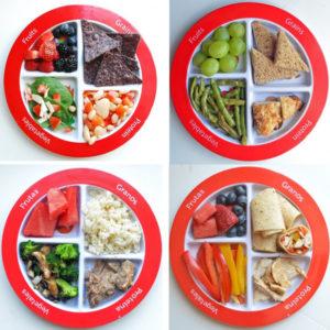 Учимся контролировать свой аппетит с диетой одной тарелки