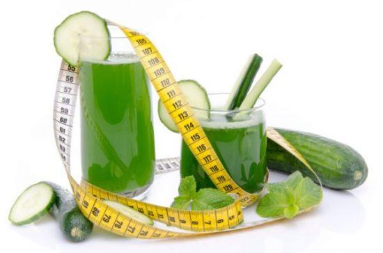 Правила огуречной диеты