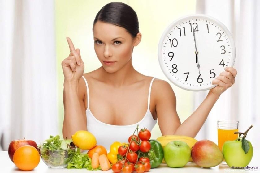 Важность ужина на диете
