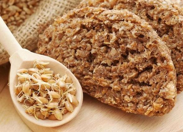 Хлеб из проросшего зерна