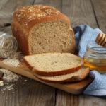 Хлеб и овсянка
