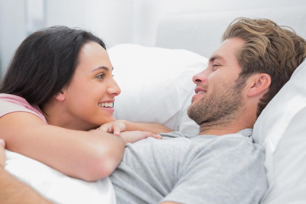 Восстановление сексуальной активности