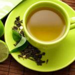 с чем пить чай на диете